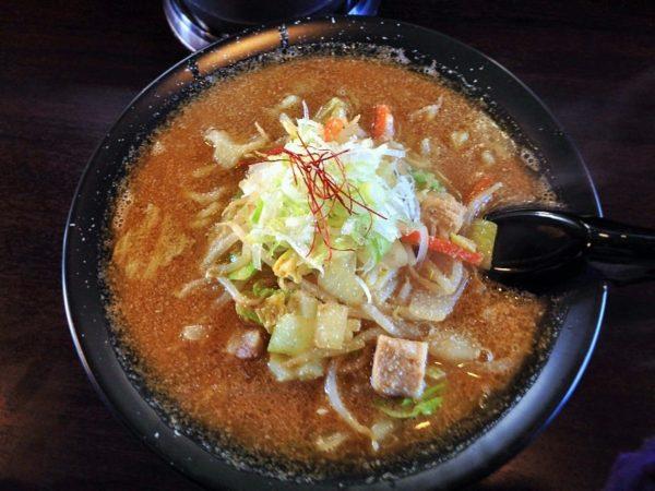 『味噌』 麺舞 杉のや