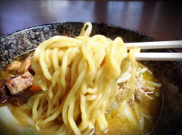 『味噌らーめん』|麺奏 神楽