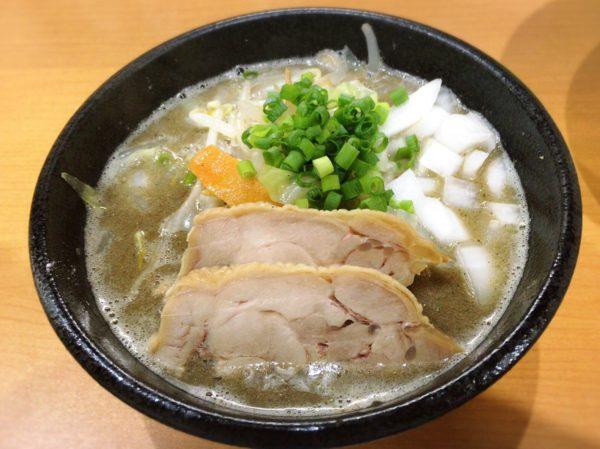 夏季限定麺 『つけタンメン』|麺や雄大