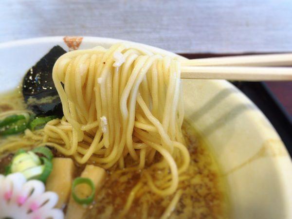 『こってり醤油らーめん』|麺奏 神楽