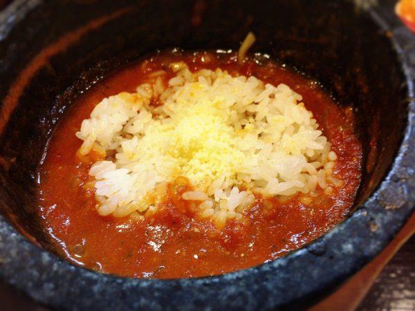 『トマトつけ麺』|節系とんこつらぁ麺 おもと