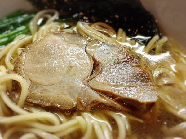 限定麺『長岡生姜醤油らーめん』|『麺屋くまがい』