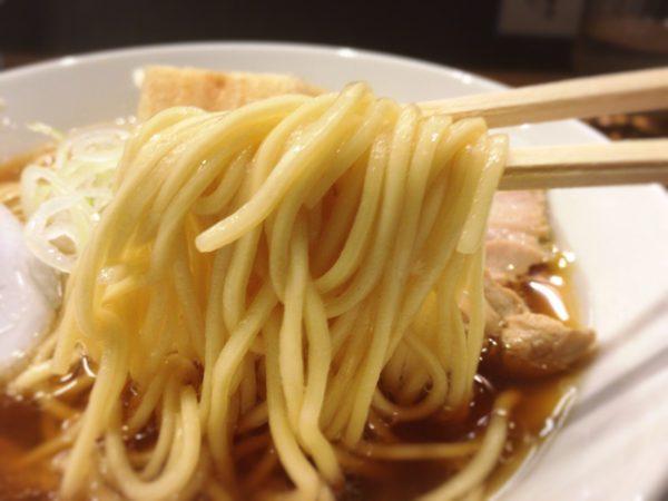 『煮干中華そばあっさり』|中華そば  まるたけ