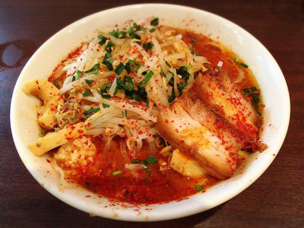 限定麺『海鮮クッパ大魔王』|麺屋くまがい