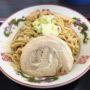 『中辛油ソバ』|自家製太麺渡辺