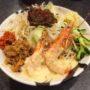 限定麺『龍冴の海老じゃじゃ汁なし麺』|麺屋とがし龍冴